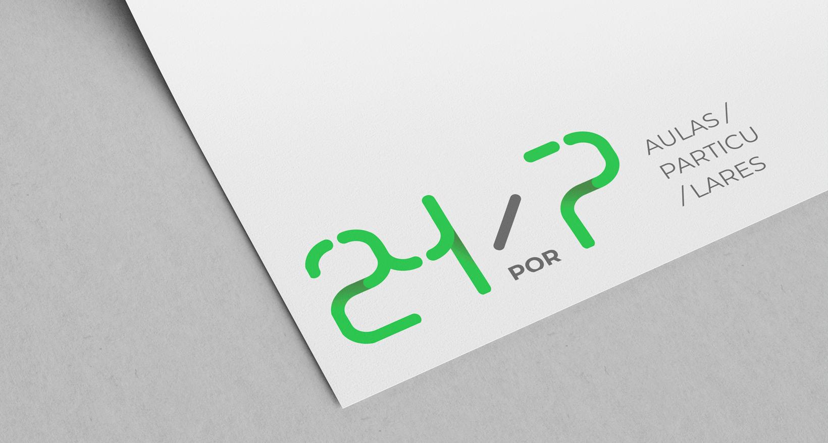 24por7 · Aulas Particulares