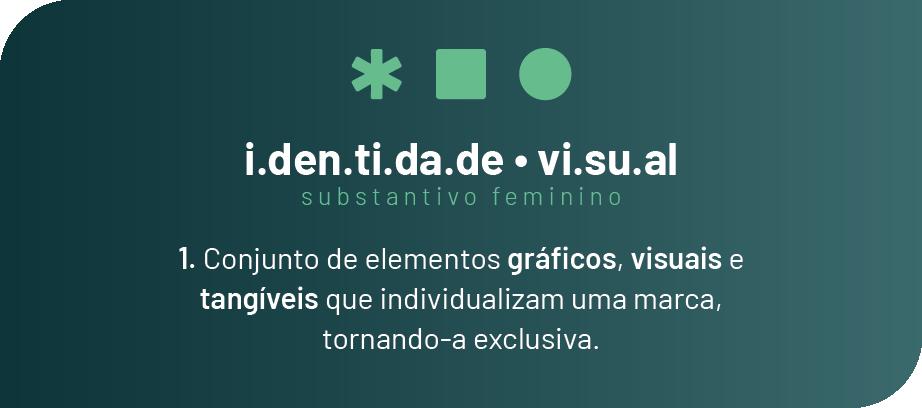 o que é identidade visual definição